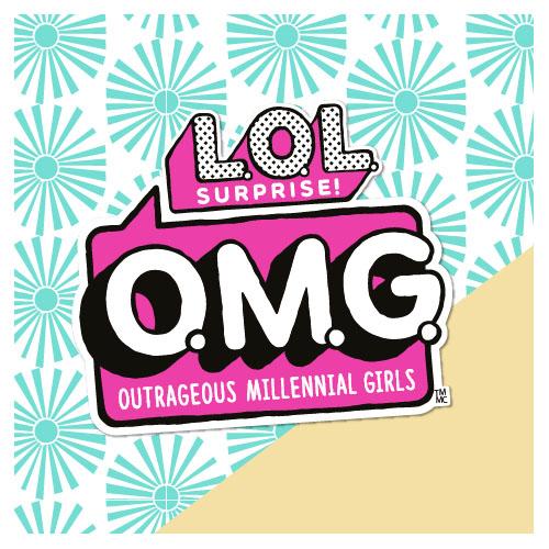 Крутезні знижки на серію O.M.G. бренду L.O.L. SURPRISE!