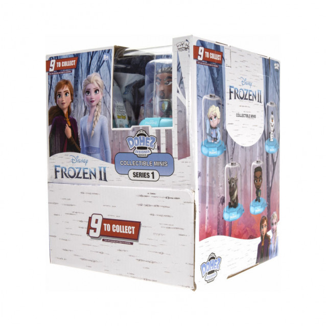 JAZWARES DOMEZ Коллекционная фигурка Collectible Figure Pack Disney's Frozen 2 - 1