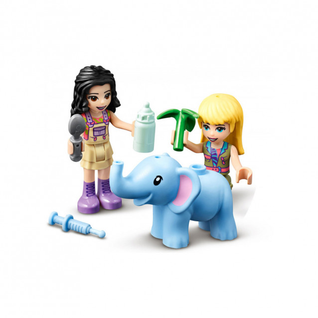 LEGO FRIENDS Порятунок слоненятка в джунглях (41421) - 6