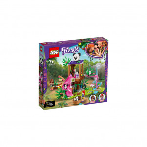 LEGO FRIENDS Будиночок панди на дереві в джунглях (41422) лего френдс