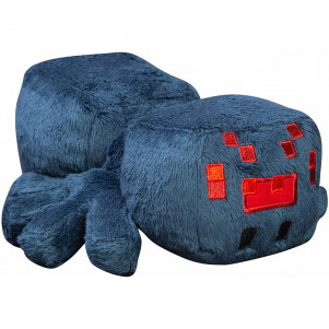 JINX Minecraft Плюшева іграшка  Happy Explorer Cave Spider Plush дитяча іграшка