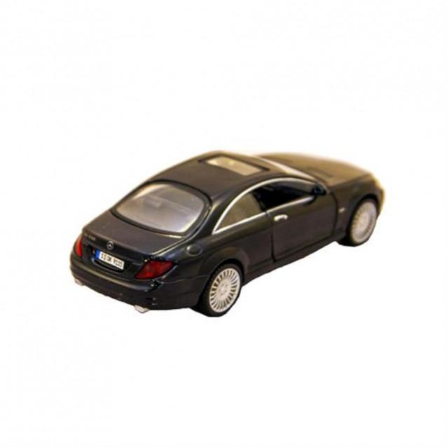 Автомодель - MERCEDES-BENZ CL-550 (белый, черный, 1:32) - 3