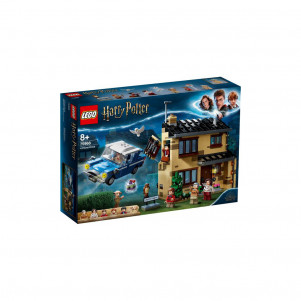 Конструктор LEGO Harry Potter Тисова вулиця 4 75968 - ЛЕГО