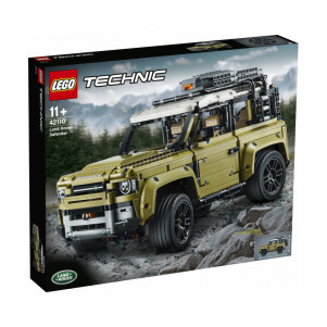 LEGO TECHNIC Land Rover Defender - ЛЕГО