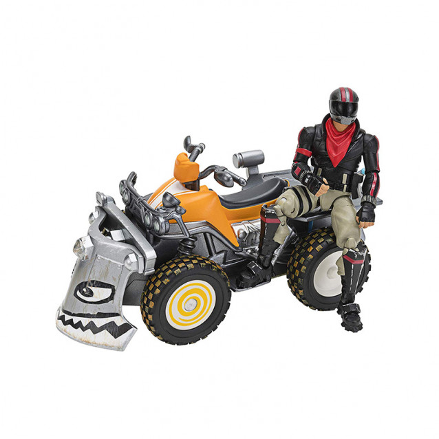 JAZWARES Fortnite Колекційна фігурка Feature Vehicle Quadcrasher - 5