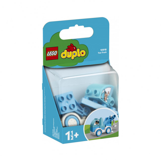 LEGO DUPLO My First Буксирувальник (10918) - 1
