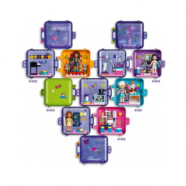 LEGO FRIENDS Ігрова шкатулка Мії (41403) - 4