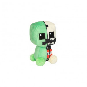 JINX Плюшева іграшка Minecraft Mini Crafter Creeper Anatomy дитяча іграшка