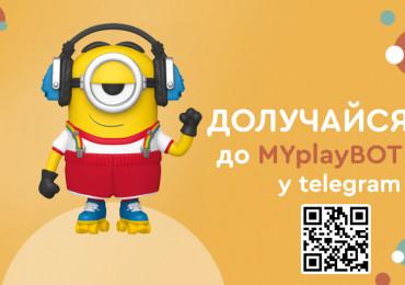 MYplayBOT у Telegram