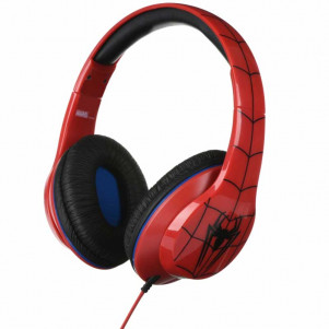 eKids Наушники MARVEL, Spider-Man, Mic