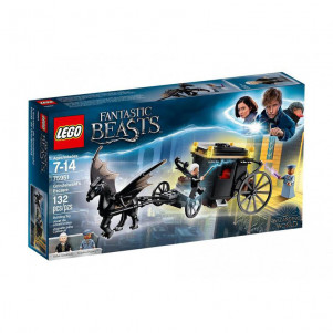 LEGO HARRY POTTER Конструктор Утеча Гріндельвальда (75951) - ЛЕГО