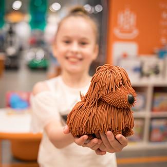 Интерактивная игрушка JIGGLY PUP
