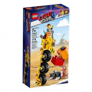 LEGO MOVIE Конструктор Триколісний велосипед Еммета! - ЛЕГО