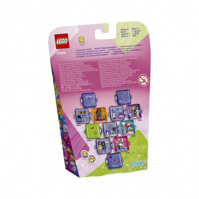 LEGO FRIENDS Ігрова шкатулка Мії (41403) - 6