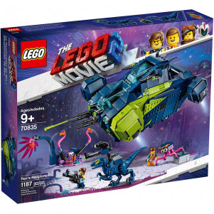 LEGO MOVIE Конструктор Рексмобіль (70835) - ЛЕГО