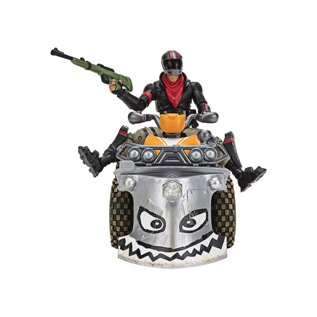JAZWARES Fortnite Колекційна фігурка Feature Vehicle Quadcrasher - 1