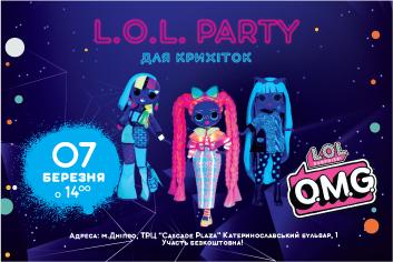 L.O.L. party