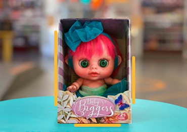 MYрозыграш куклы пупс BabyBiggers