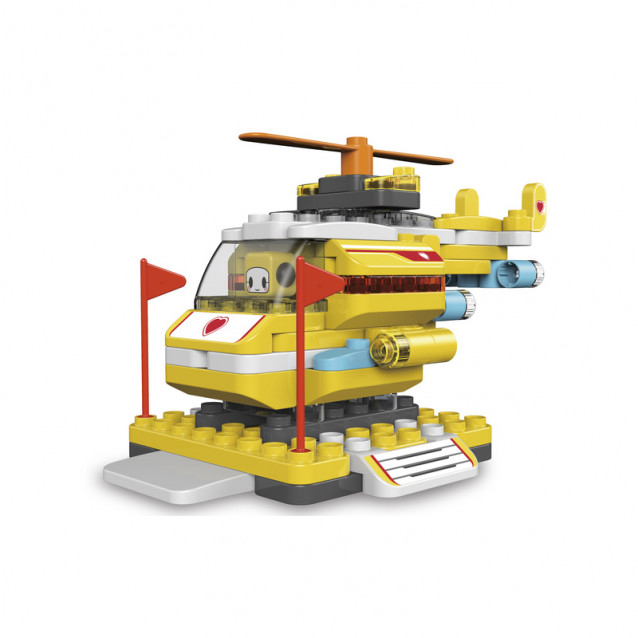 PAI BLOKS Конструктор BLK HELICOPTER 79 pcs - 2
