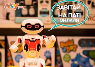 Тестирование робота Macrobot SILVERLIT