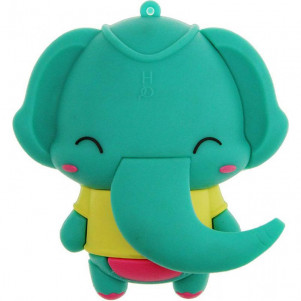 TOTO портативная батарея TBHQ-91 Power Bank 8800 mAh Emoji Elephant
