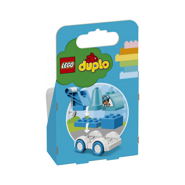 LEGO DUPLO My First Буксирувальник (10918) - 5