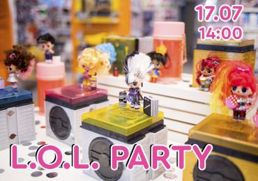17.07 L.O.L. PARTY