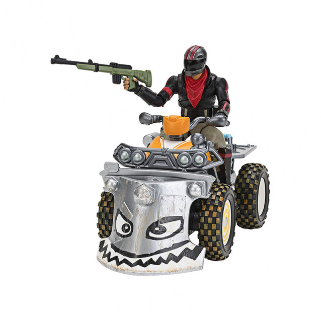 JAZWARES Fortnite Колекційна фігурка Feature Vehicle Quadcrasher - 3