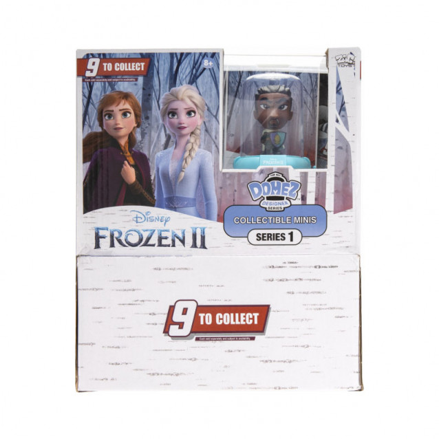JAZWARES DOMEZ Коллекционная фигурка Collectible Figure Pack Disney's Frozen 2 - 7