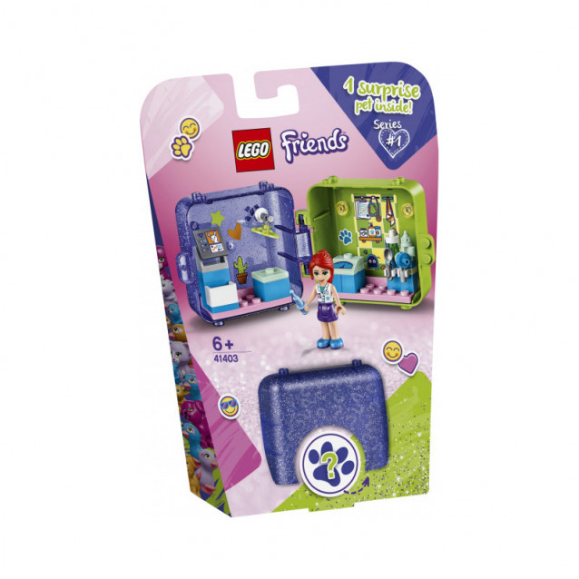LEGO FRIENDS Ігрова шкатулка Мії (41403) - 1