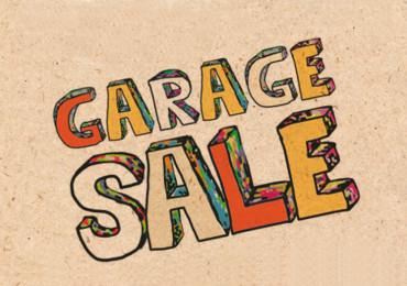 GARAGE SALE- розпродаж минулих колекцій!