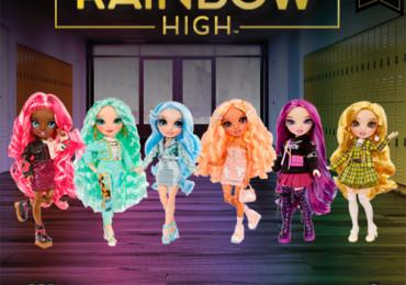 Новинка Rainbow High 3 сезон!