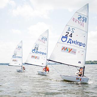 Чемпіонат з вітрильного спорту