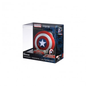 Акустична система eKids/iHome MARVEL Captain America, Wireless